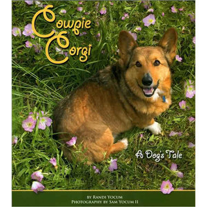 "Children's Book ""Cowpie Corgi: A Dog's Tale"""