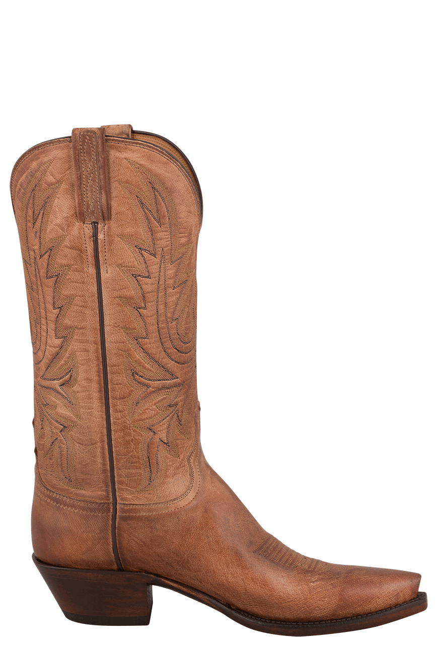 73c4fadb236 Lucchese Women's Tan Mad Dog Boots