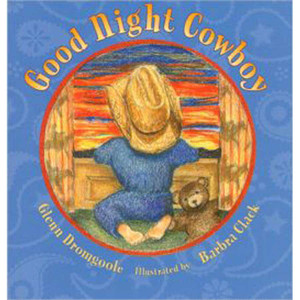 "Children's Book ""Good Night Cowboy"""