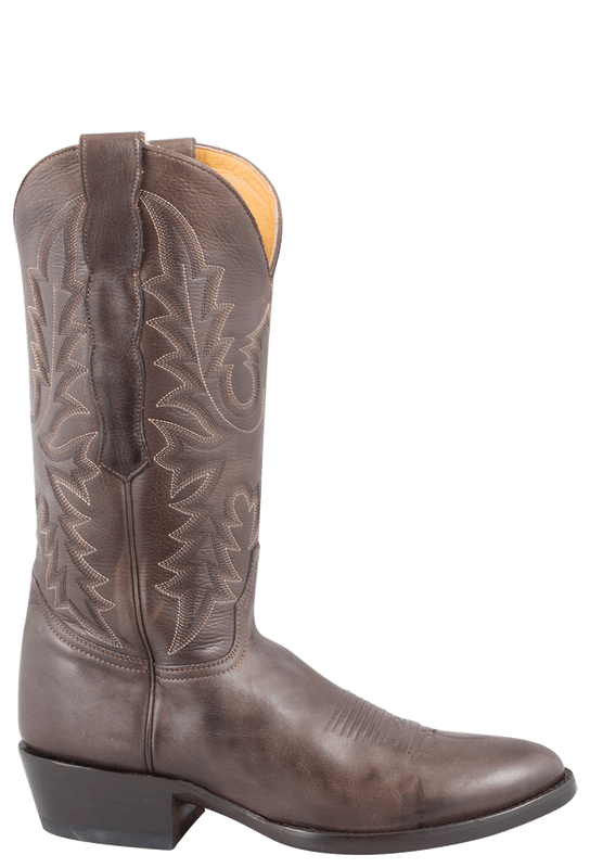 Benchmark by Old Gringo Men's Brown Ohio Boots - Side