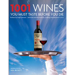 """1001 Wines You Must Taste Before You Die"""