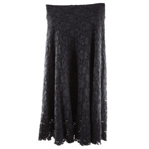 Staples Lace Skirt
