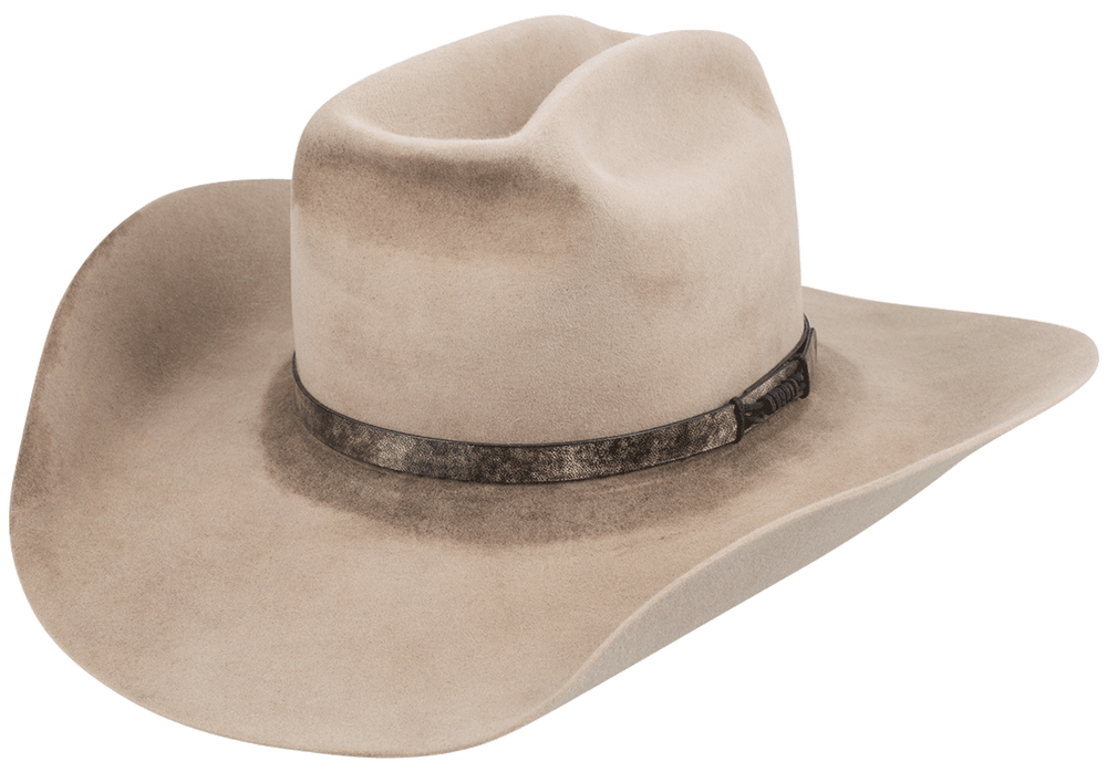 7f43c590b27 Greeley Hat Works 20X Ranch Worn Fort Worth Hat - Pinto Ranch