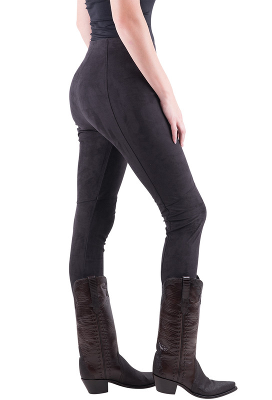 Lysse Faux Suede Leggings