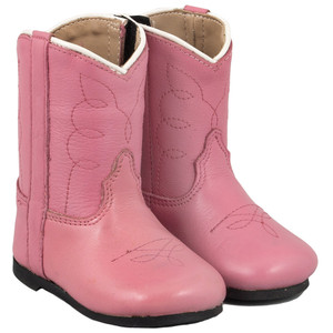 Infant - Pocono Western Pink Infant Boots