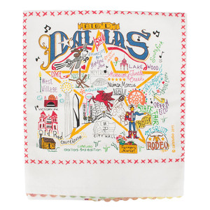 Dish Towel - CatStudio Dallas