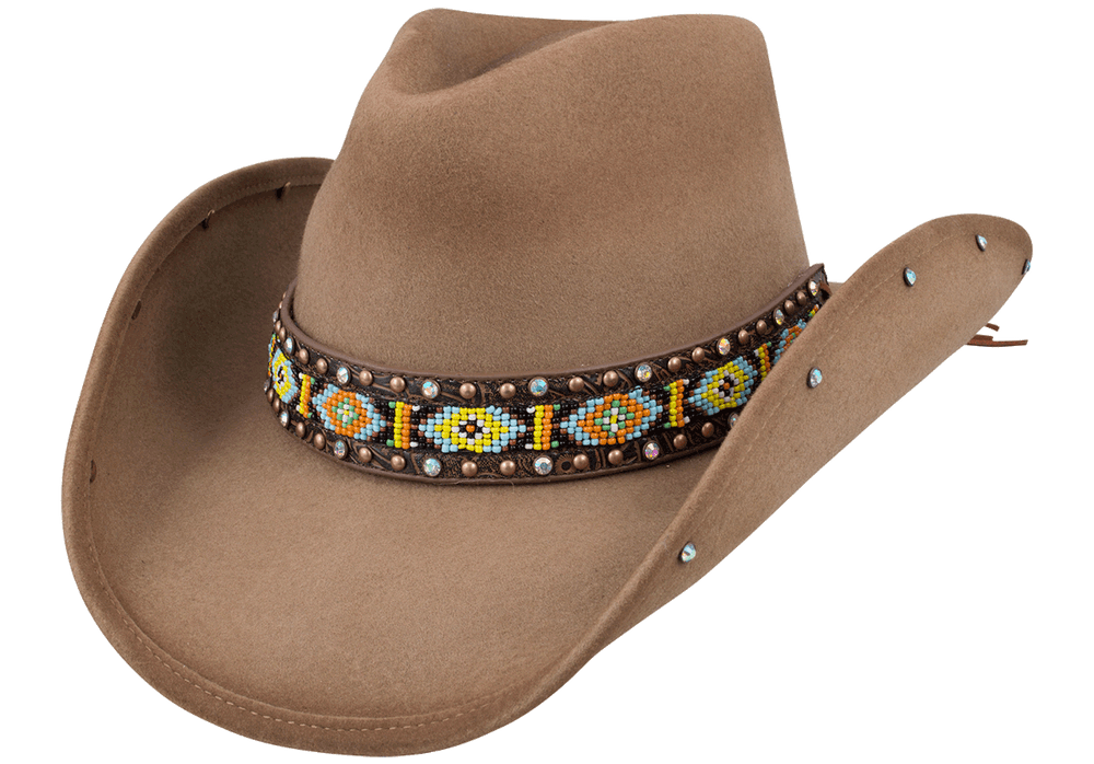 85f8a872cfd Bullhide Bad Axe River Wool Hat - Sand - Pinto Ranch