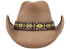 Bullhide Bad Axe River Wool Hat - Sand - Front