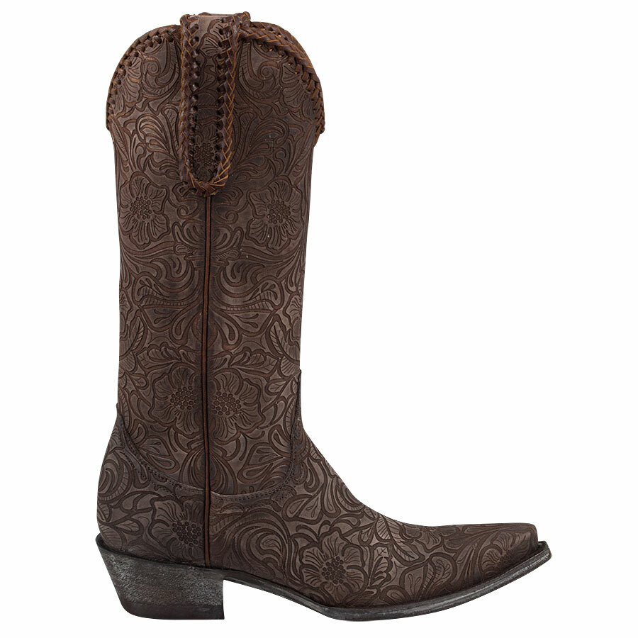 0d0e6bc92f4 Old Gringo Women's Chocolate Cassidy Boots