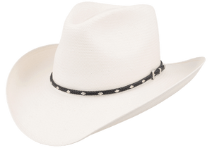 Stetson 8X Diamond Jim Straw Hat - Hero