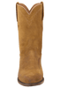 Lucchese Men's Sand Burnished Waxy Leather Roper Boots - Front