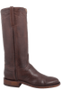 Lucchese Women's Whiskey Baby Buffalo Roper Boots - Side