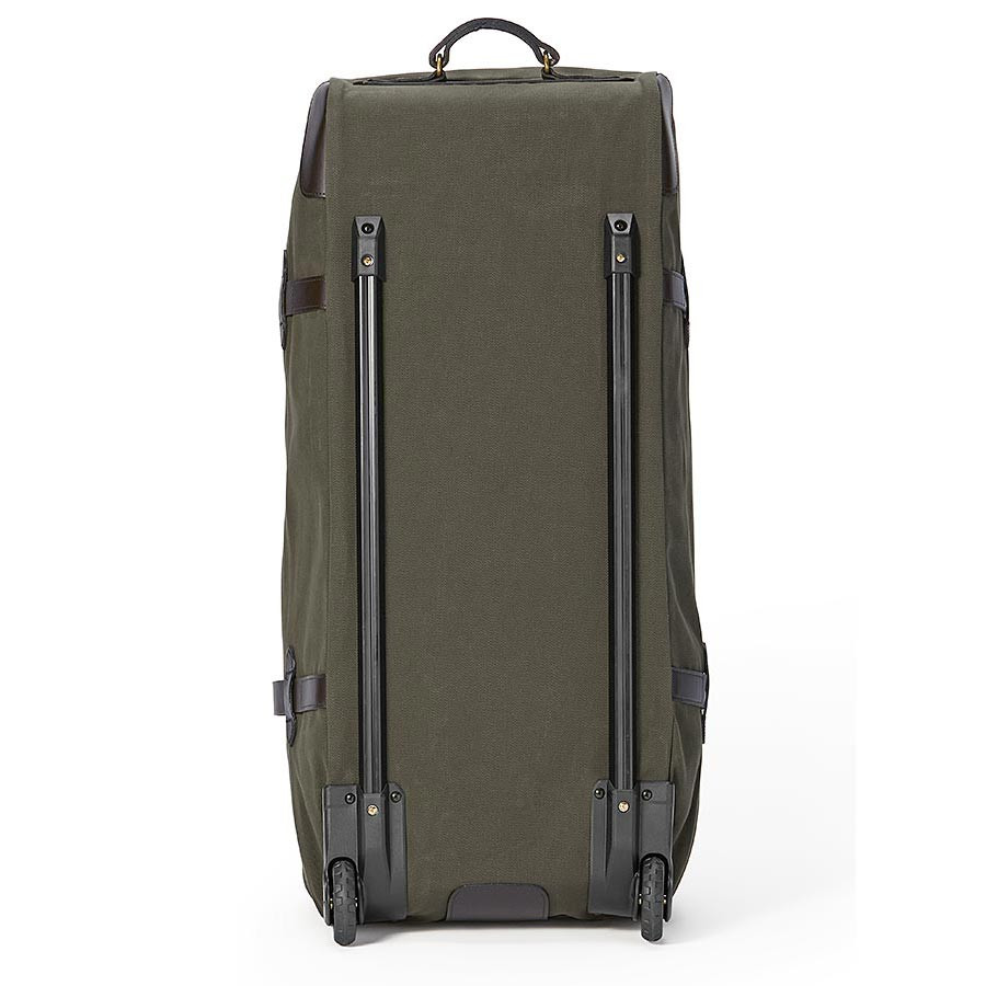 Filson Extra Large Rolling Duffle Otter Green Pinto Ranch