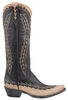 Old Gringo Women's Black/Bone Ojai Vesuvio Boots - Side