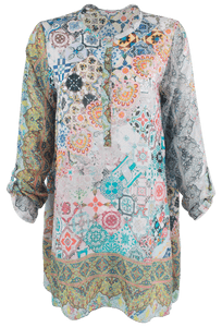 Johnny Was Jessner Tunic - Front