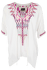 Biya Quanta Embroidered Blouse - Front
