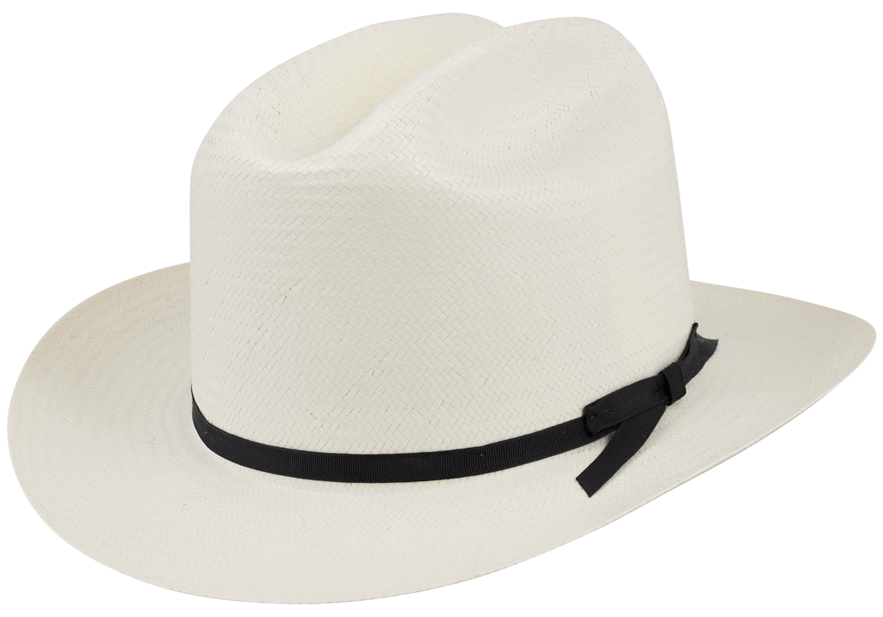 Stetson 6X Open Road Straw Hat - Pinto Ranch 36092d6683b
