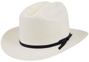 Stetson 6X Open Road Straw Hat - Side