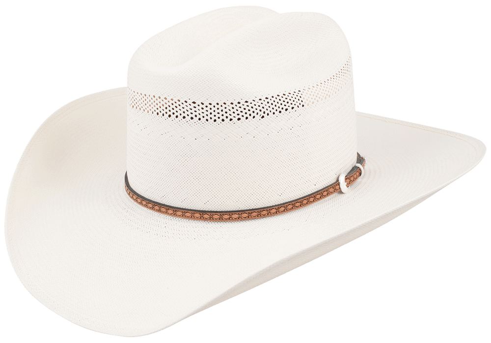 d964c1f51f284 Stetson 100X Griffin Straw Hat - Pinto Ranch