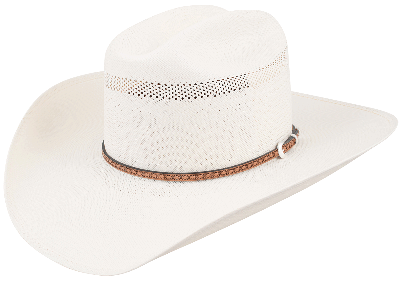Stetson 100X Griffin Straw Hat - Pinto Ranch 0a530a52dd1