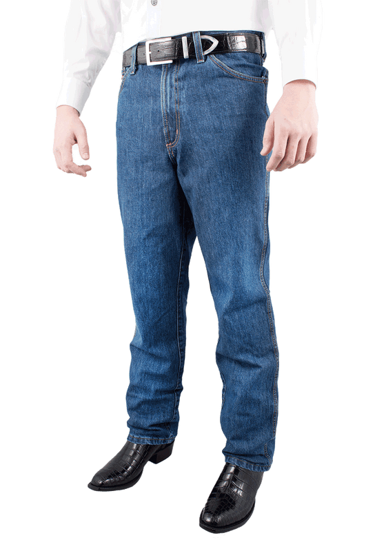 d1ce3667b4c Cinch Men s Black Label Dark Wash Slim Fit Jeans - Pinto Ranch