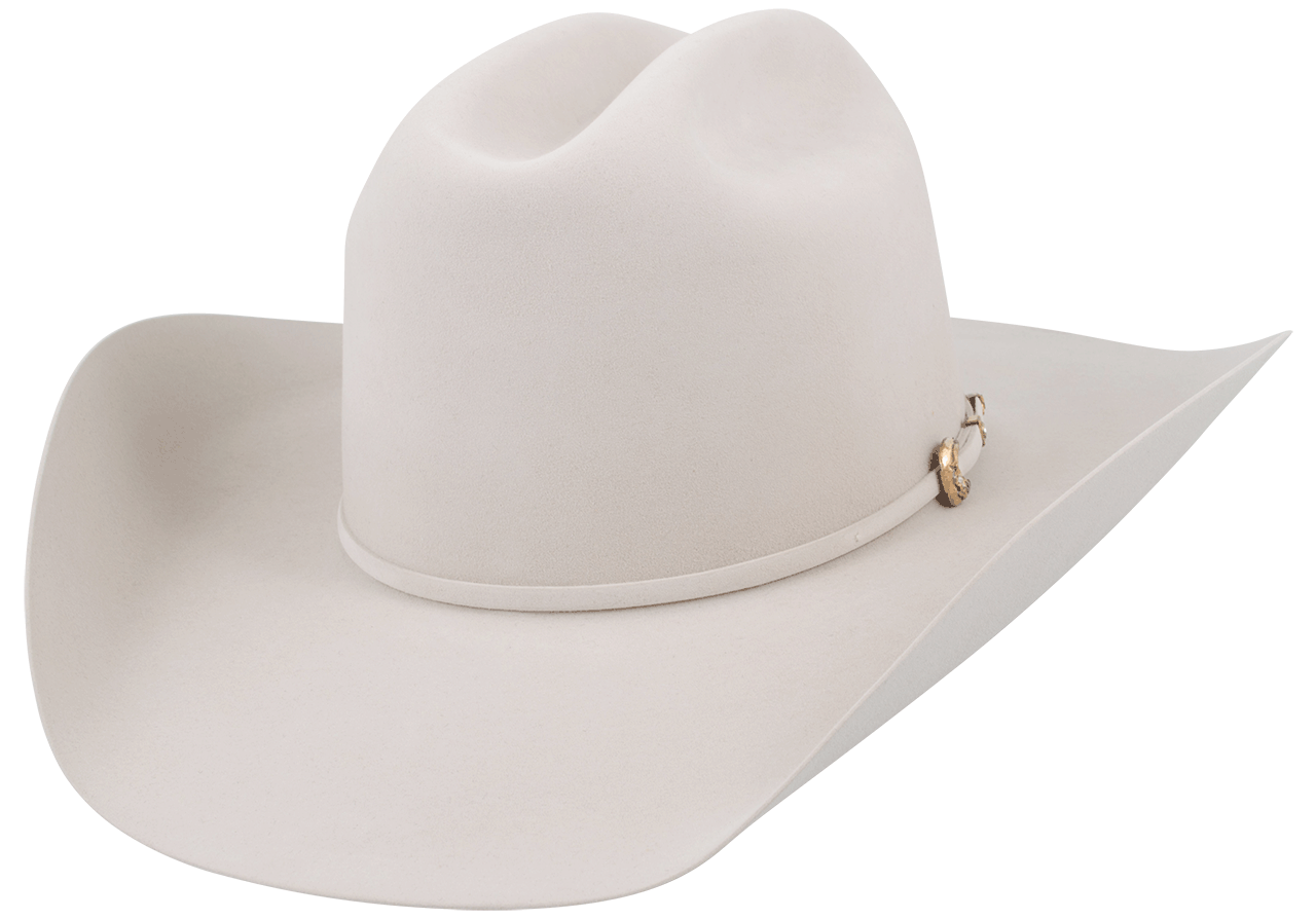 American Hat Co. 1000X Felt Hat - Silver Belly - Hero 1a9fd85692b