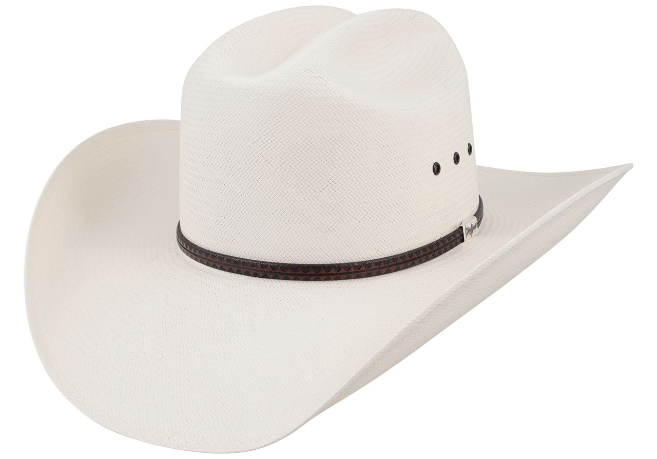 Resistol 10X George Strait Quest Straw Hat - Pinto Ranch db3e5b7d5bd
