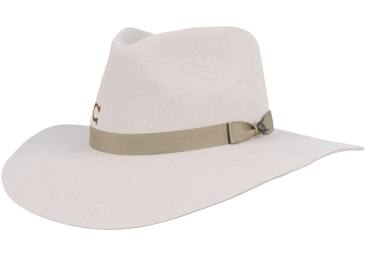 5368151b21e Charlie 1 Horse Highway Hat - Silver Belly - Pinto Ranch