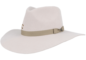 Charlie 1 Horse Highway Hat - Silver Belly - Hero