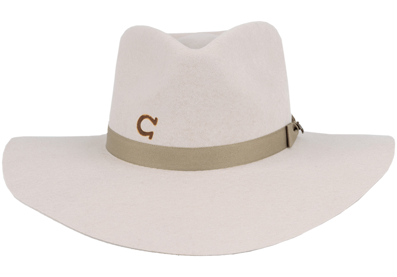 9459cc6e38c Charlie 1 Horse Highway Hat - Silver Belly - Pinto Ranch