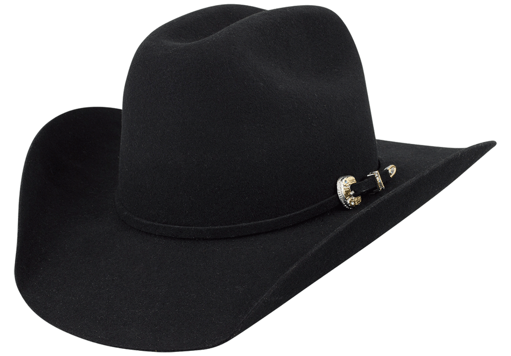 a4f463a2288 Bullhide Kingman Jr. Little Cowboy Hat - Black - Pinto Ranch