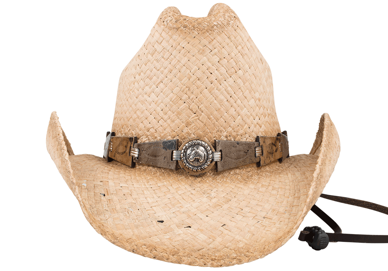 dc3ad16635b Bullhide Horse Play Natural Straw Hat - Pinto Ranch