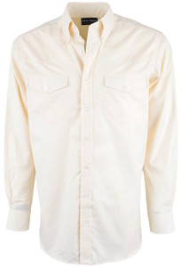 Pinto Ranch YY Collection Yellow Fancy Solid Shirt - Front