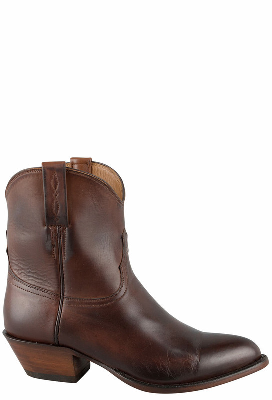 65ed94b4c346 Lucchese Shorty Boots - Buy Women s Lucchese Tan Jersey Calf Shorty ...
