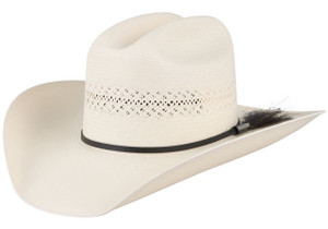 Stetson 10X Rankin Straw Hat - Hero