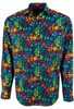 David Smith Australia Electric Silcott Shirt - Front
