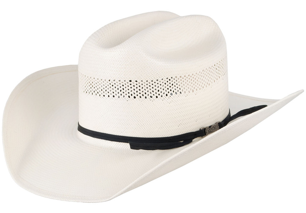 5bfd6d3aeca American Hat Co. Panama Straw Hat - Pinto Ranch