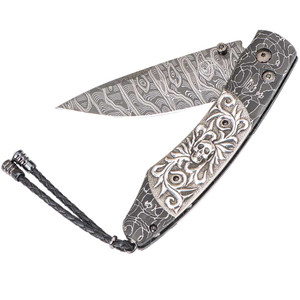 William Henry Spearpoint Inferno Pocket Knife