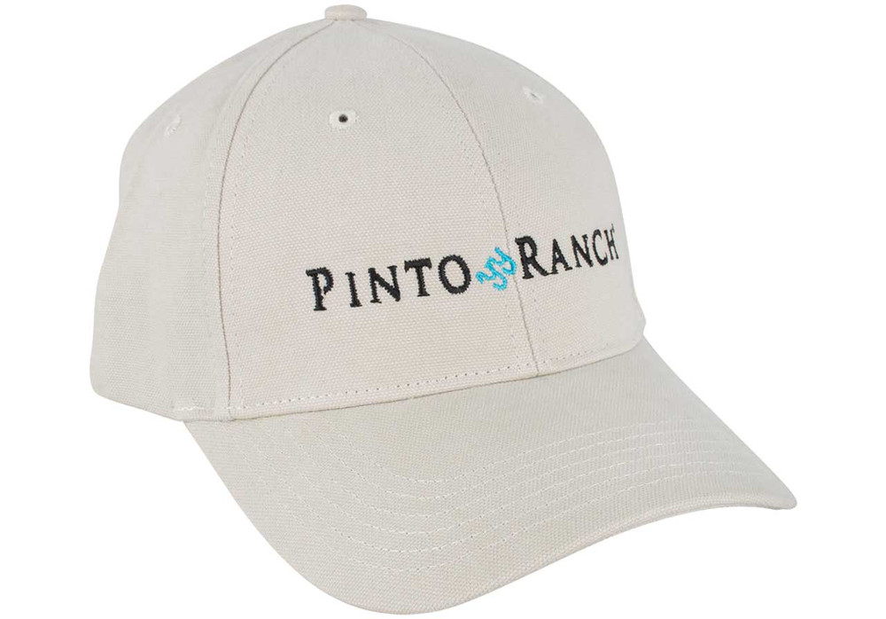 Gift - Pinto Ranch Stone Ball Cap