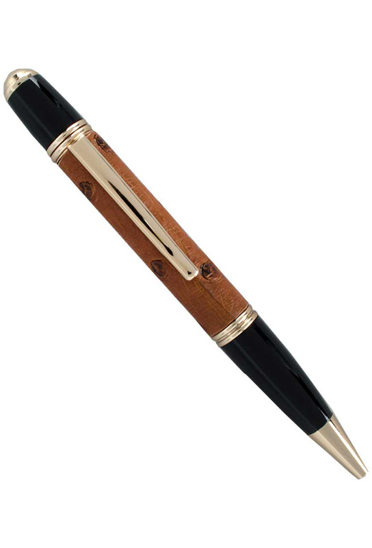 Ostrich Executive Pen - Cognac