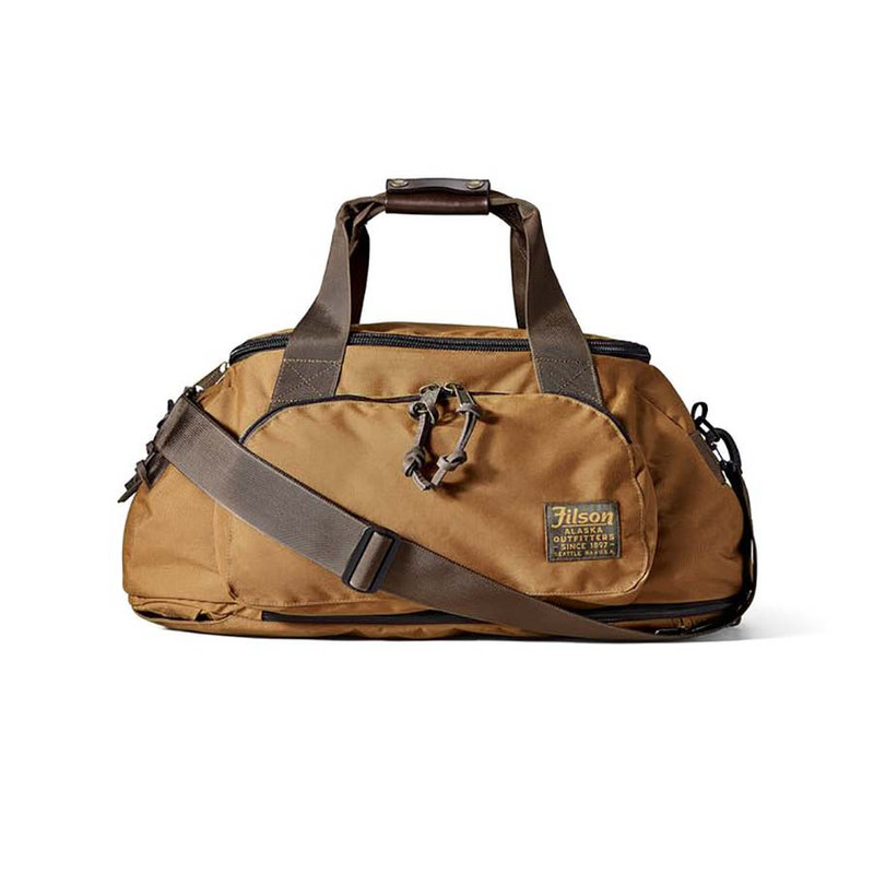 Filson Duffle Pack - Whiskey - Side