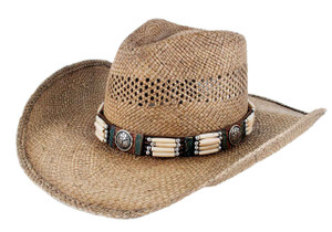 Bullhide From Dusk Till Dawn Straw Hat