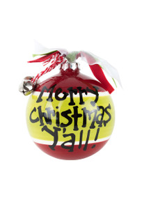 Merry Christmas Y'all! Ornament