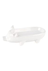 Home - Pig Serving Bowl