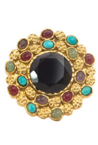 Christina Greene Maya Ring - Front