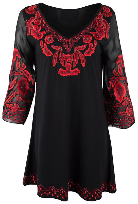 Vintage Collection Rita Knit Dress - Front
