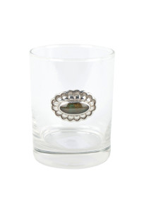 Home - Concho Double Old Fashion Glass
