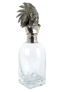 Home - Chief Short Decanter - Side