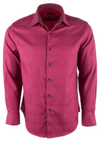 Robert Graham Lewiston Rose Shirt - Front
