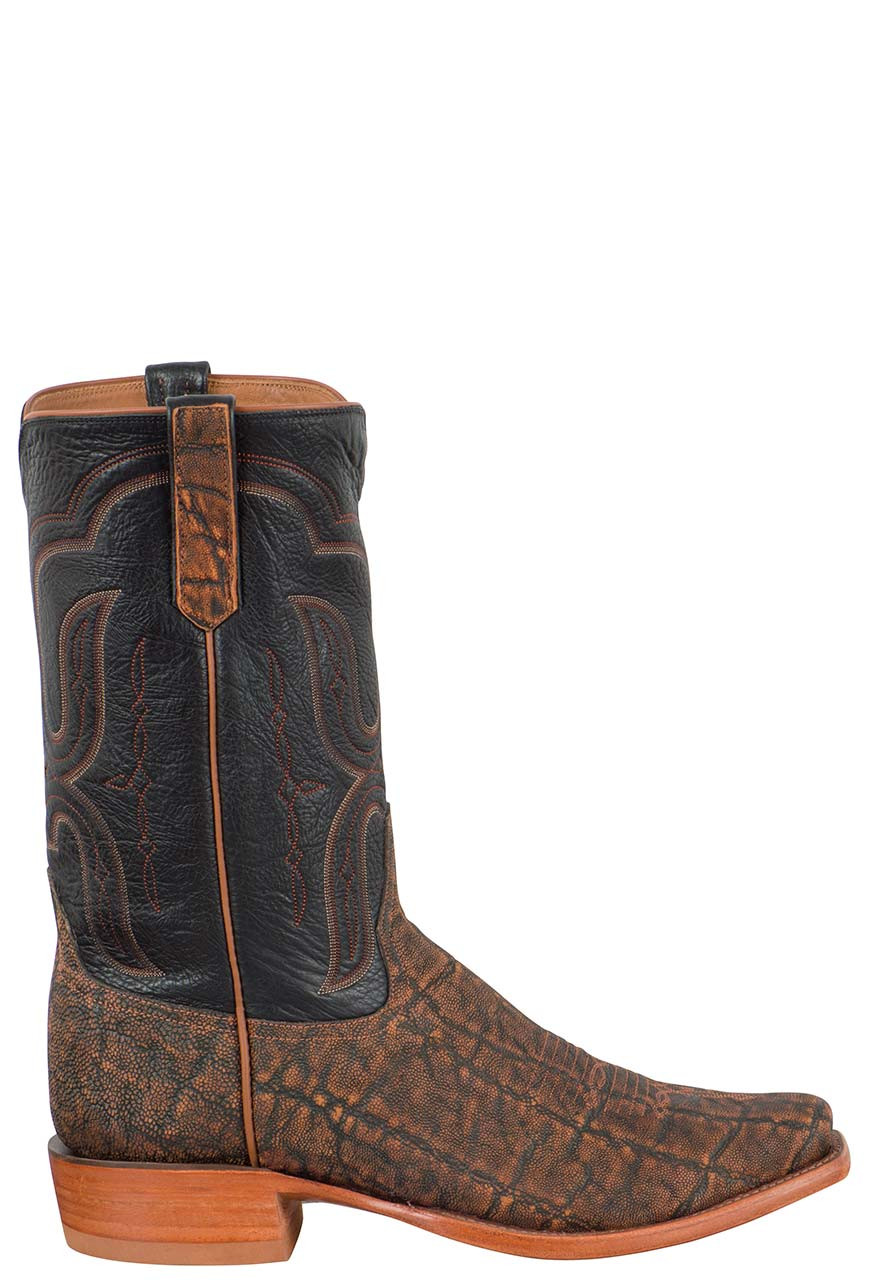 many fashionable special sales cheapest price Rios of Mercedes Men's Cognac Safari Elephant Boots